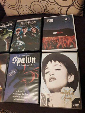 8 DVDs.  30 reais  - Foto 2