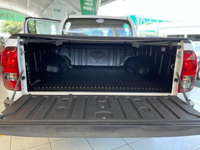 Toyota Hilux SRV 2020 4X4 Diesel - Foto 18