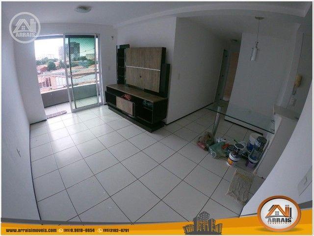 Apartamento com 3 dormitórios à venda, 64 m² por R$ 250.000 - Maraponga - Fortaleza/CE - Foto 5