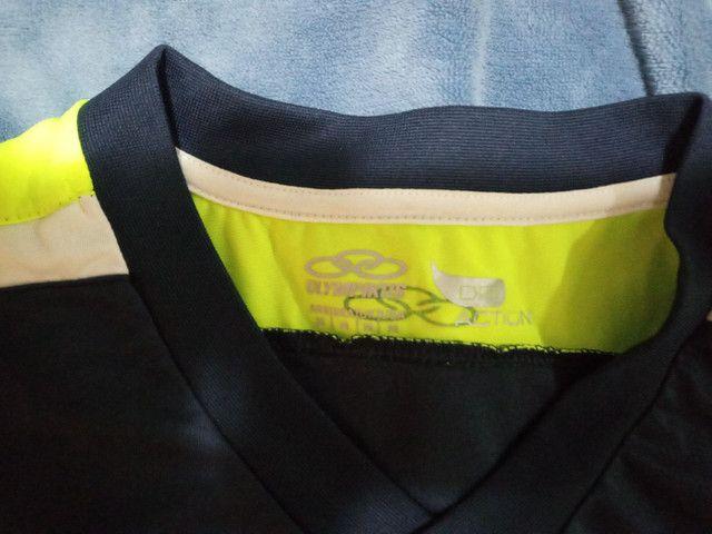 Olympikus,  pacote com 3 camisas Olympikus Bernardinho Originais Novas Dry Fit  - Foto 3