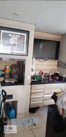 Apartamento com 4 dormitórios para alugar, 164 m² por R$ 5.500/mês - Tatuapé - São Paulo/S - Foto 6
