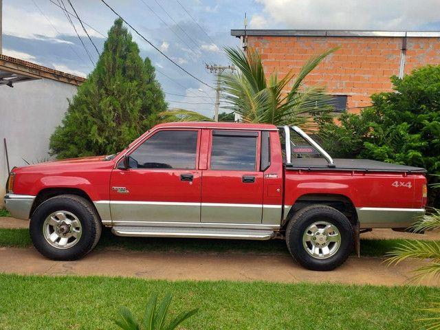 Vendo L200 Diesel turbo 1993