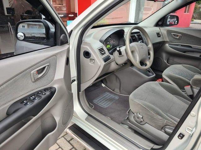 HYUNDAI TUCSON 2.0 MPFI GLS 16V 143CV 2WD FLEX 4P AUT. - Foto 12