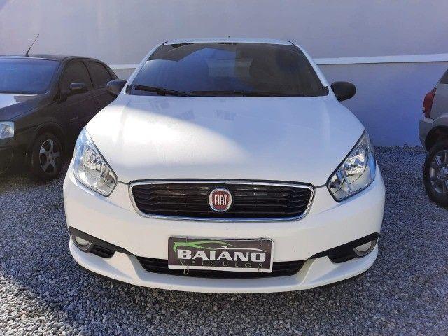 Fiat - Grand Siena Attractive, único dono, raridade, com GNV, apenas 28.000km. - Foto 2