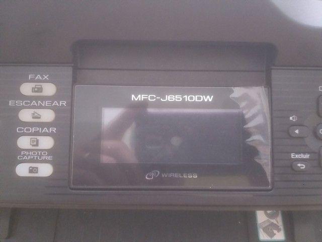 Impressora BROTHER MFC-J6510DW - Foto 2