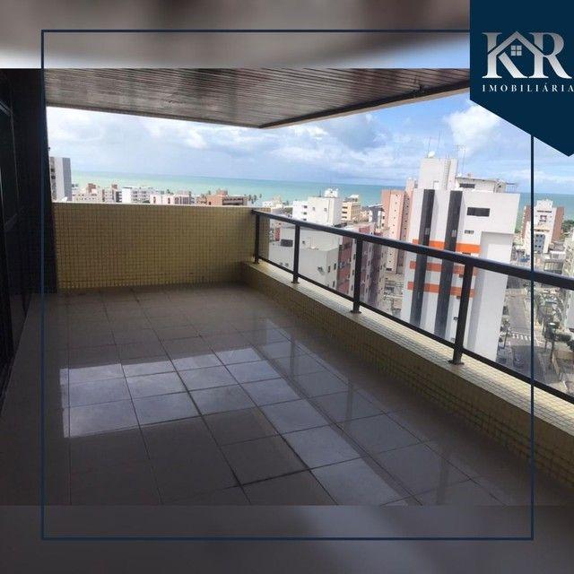 Apartamento com 4 dormitórios para alugar, 290 m² por R$ 6.000,00/mês - Manaíra - João Pes - Foto 4
