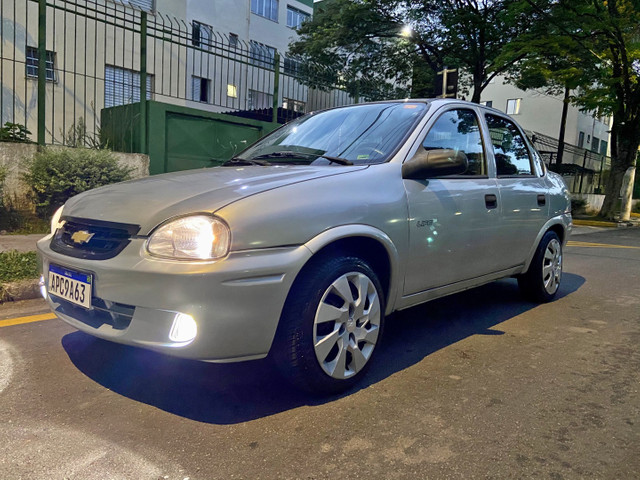 Classic Life 2008_ArCondicionado_Impecável De Garagem - Foto 20
