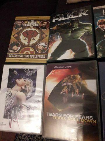 8 DVDs.  30 reais  - Foto 3