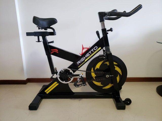 Bicicleta Spining RIGHETTO - Foto 2