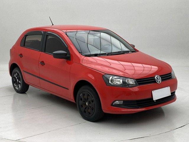 Volkswagen GOL Gol Trendline 1.0 T.Flex 8V 5p - Foto 4