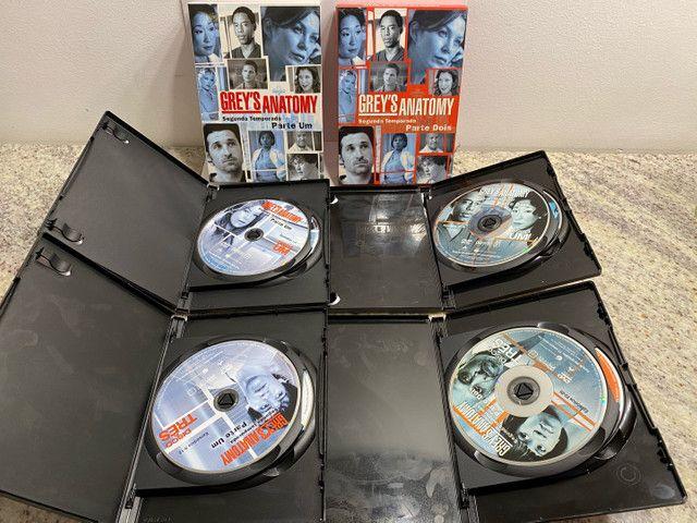 Greys Anatomy - 1, 2 E 3 Temporadas - Original - Foto 4