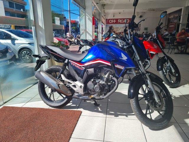 Moto Honda Titan 160 Entrada: 1.580 Financiada!!! - Foto 4