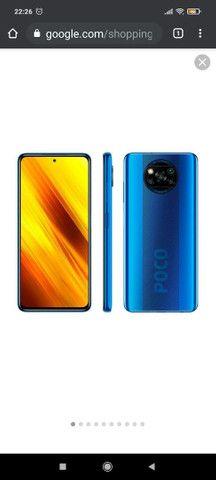 Smartphone Poco X3 NFC 6gb 128gb - Foto 3