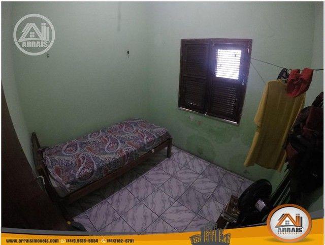 Casa com 3 dormitórios à venda, 200 m² por R$ 210.000,00 - Prefeito José Walter - Fortalez - Foto 10