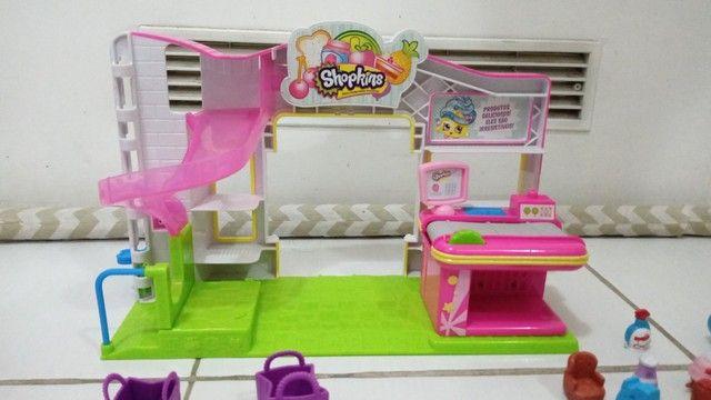 Brinquedo shopkins - Foto 2