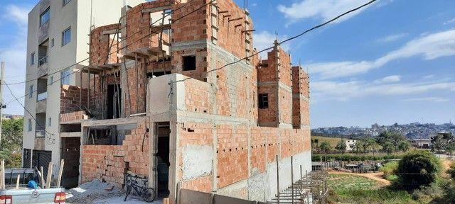 Apartamento à venda com 2 dormitórios em Novo horizonte, Conselheiro lafaiete cod:13469 - Foto 2
