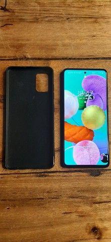 Galaxy A51  128 Gb  na garantia - Foto 6