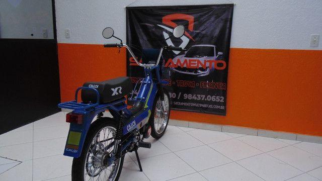Raridade!! Para colecionador Mobilete Caloi XR - Foto 2