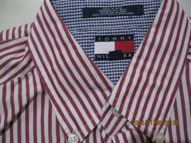 Camisa Tommy Hilfinger M/L - Foto 2