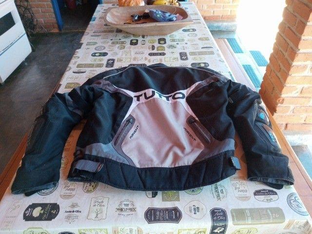 Jaqueta para motociclista tutto - Foto 5