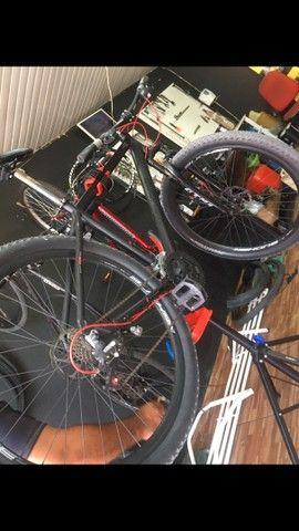 Bike aro 29 top de linha edição especial. - Foto 3