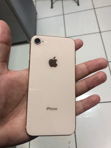 iPhone 8 rose 64gbs  - Foto 4