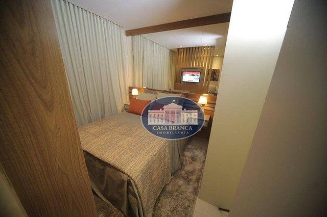 Apartamento com 1 dormitório à venda, 33 m² por R$ 244.500,00 - Jardim Nova Yorque - Araça - Foto 2