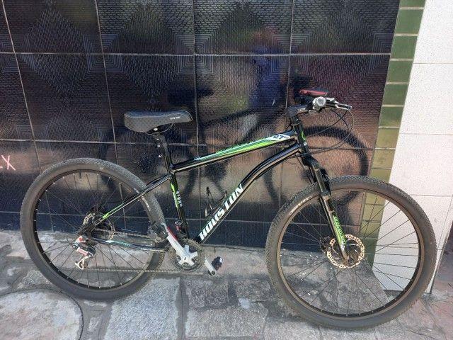 Bicicleta Houston Discovery 21 Marchas