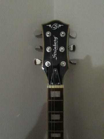 Guitarra Strinberg com amplifier - Foto 2