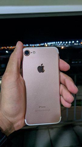 Iphone 7 128 rose Gold vitrine - Foto 2
