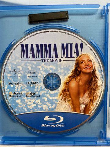 Mamma Mia The Movie - Blu Ray - Importado - Foto 6