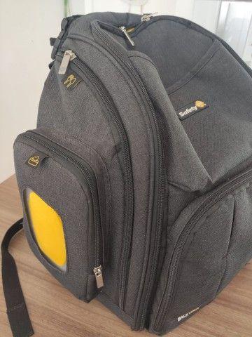 Mochila Safety 1st Back Pack (preta) - Foto 2