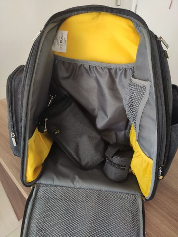 Mochila Safety 1st Back Pack (preta) - Foto 4