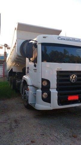 VW caminhão 24-250 caçamba  - Foto 5