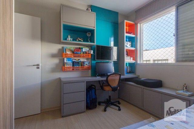 Apartamento à venda com 4 dormitórios em Vila paris, Belo horizonte cod:337611 - Foto 11