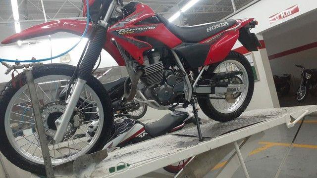 Vendo moto Honda Tornado - Foto 10