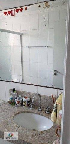 Apartamento com 4 dormitórios para alugar, 164 m² por R$ 5.500/mês - Tatuapé - São Paulo/S - Foto 17