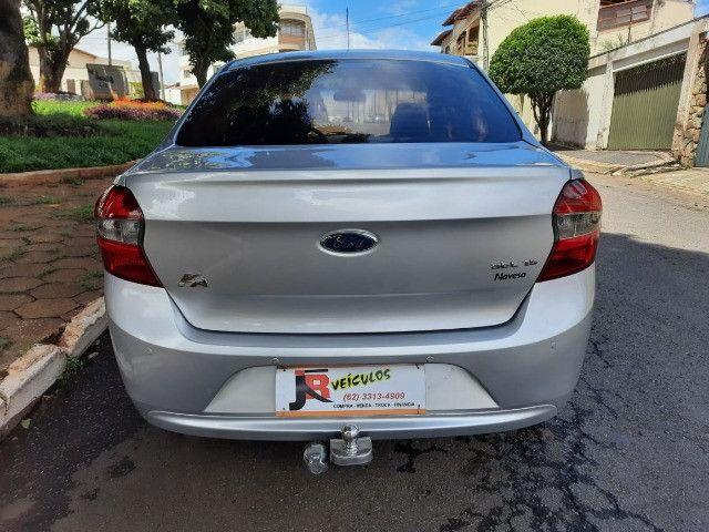 Ford ka sedan 1.5 sel 15/15 muito novo - Foto 6