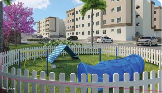 A - Apartamento prox ao Centro com 2 quartos   ITBI e Cartório Grátis - Foto 3
