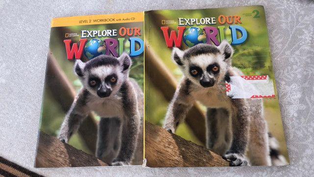 Livro Explore Our World 2