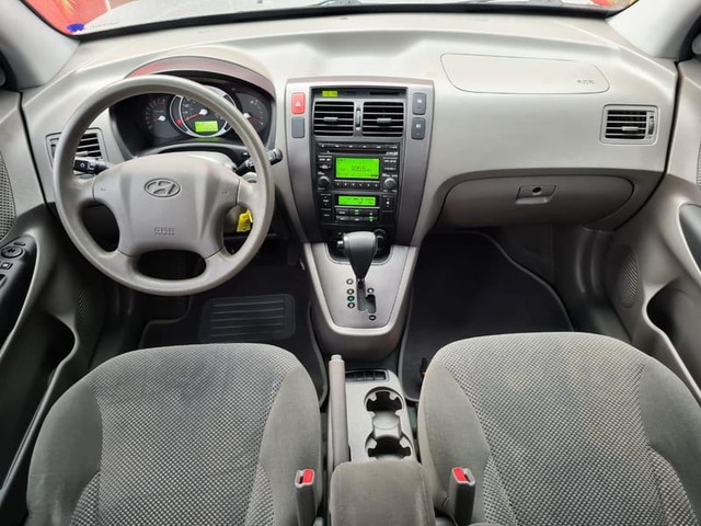 HYUNDAI TUCSON 2.0 MPFI GLS 16V 143CV 2WD FLEX 4P AUT. - Foto 4