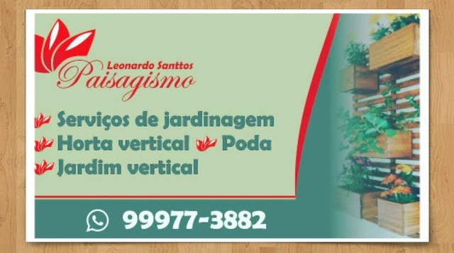Serviços de Jardinagem Paisagismo em Niterói
