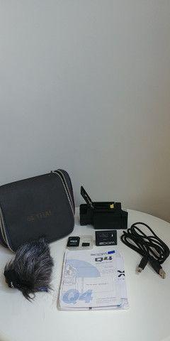 Câmera Vídeo Zoom Q4 Full Hd 1080 30fps - Não Q4n - Foto 3