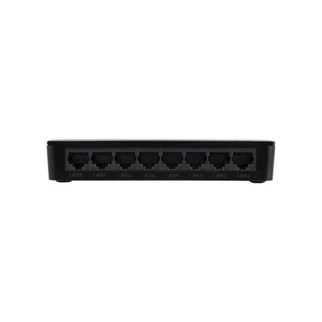 Switch Intelbras 8 Portas Fast Ethernet SF 800 Q+ - Foto 3