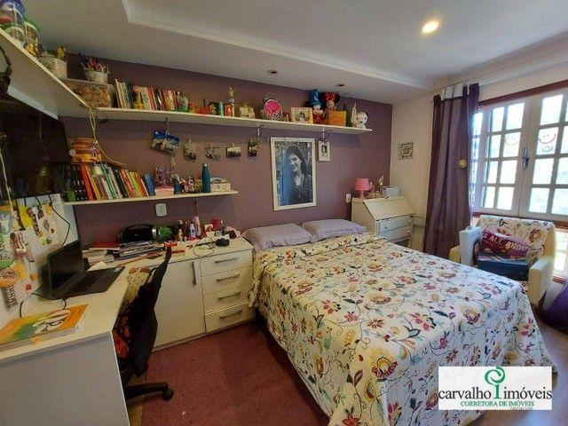 Casa com 4 dormitórios à venda, 250 m² por R$ 680.000,00 - Barra do Imbuí - Teresópolis/RJ - Foto 11