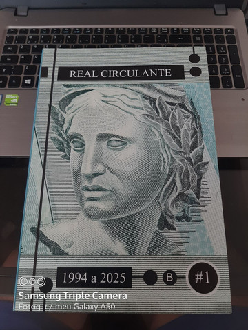 Coleção Real Circulante 1994 - 2025