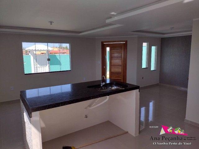 Lindíssima Casa, 3 dormitórios e Terreno Grande em Itaipuaçú! - Foto 12