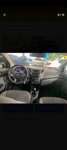 Hyundai HB20S 1.0 Unique Flex 4p 2019 - Foto 3