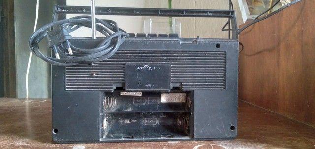 Rádio gravador motoradio - Foto 2