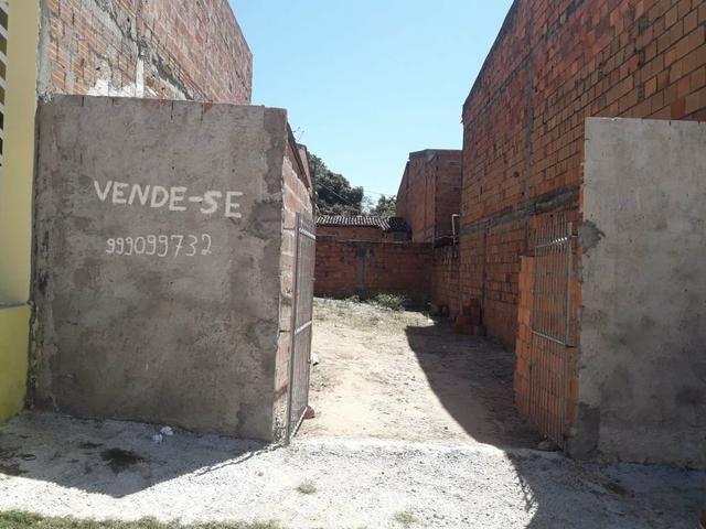 Terreno bairro Santos Dumont